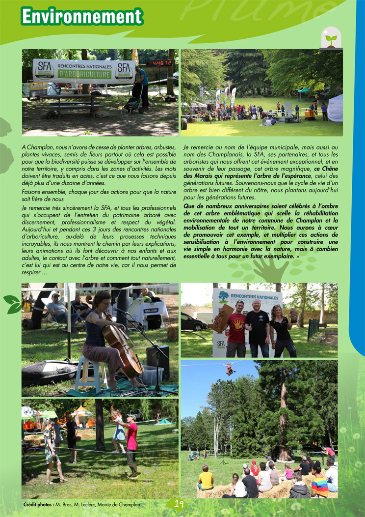 Rencontres nationales - Afac-Agroforesteries - Page 1